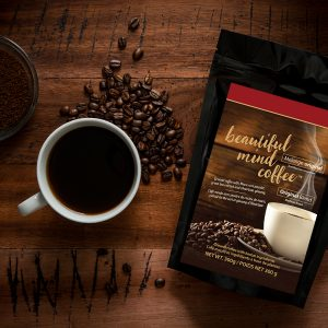 Beautiful Mind Coffee, Original Blend